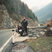 Twenger Talpass (Engpass) (1381 m) 47° 12′ 29″ N, 13° 35′ 9″ O