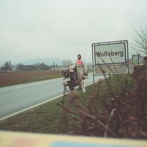 Wolfsberg (463 m)  46° 50′ 31″ N, 14° 50′ 27″ O