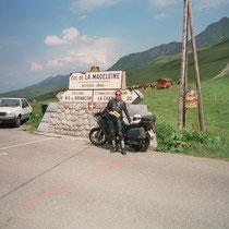 Col de la Madeleine (1993 m)  45° 26′ 7″ N, 6° 22′ 32″ O
