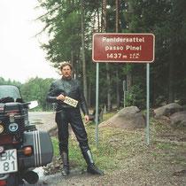 "Panidersattel (passo Pinei) (1.437 m)   46° 34' 48.4752"" N, 11° 37' 19.164"" O"