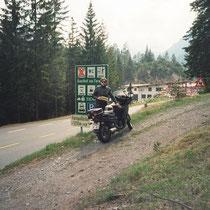Fernpass (1216 m) 47° 21′ 45″ N, 10° 49′ 52″ O