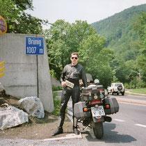 Brünigpass (1.008 m)  46° 45′ 28″ N, 8° 8′ 16″ O