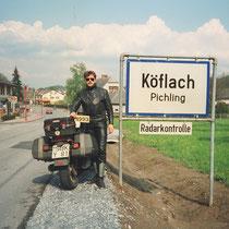 Köflach (449 m)  47° 3′ 50″ N, 15° 5′ 20″ O