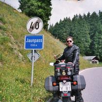 Jaunpass (1.508 m)  46° 35′ 30″ N, 7° 20′ 18″ O