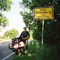 Penzberg (596 m) 47° 45′ N, 11° 22′ O