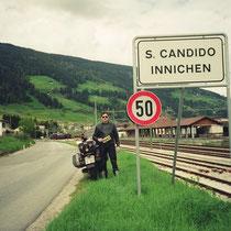 Innichen (ital.: San Candido) (1175 m)  46° 44′ N, 12° 16′ O