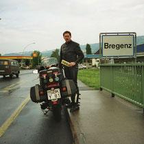 Bregenz (427 m)  47° 30′ 18″ N, 9° 44′ 57″ O