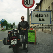 Feldkirch (458 m)  47° 14′ 17″ N, 9° 35′ 54″ O