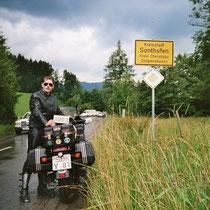 Sonthofen (741 m)  47° 31′ N, 10° 17′ O