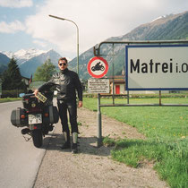 Matrei in Osttirol (975 m) 47° 0′ 0″ N, 12° 32′ 24″ O