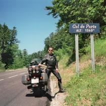 Col de Porte (1340 m)  45°17′24 ″N,  5°46′01″ O