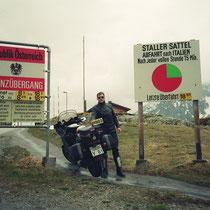 Staller Sattel (2052 m) 46° 53′ 16″ N, 12° 11′ 58″ O