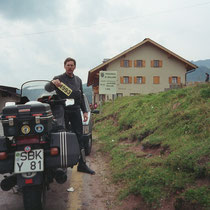 Vallespass (italienisch: Passo Valles) (2.032 m) 46° 20′ 19″ N, 11° 48′ 3″ O