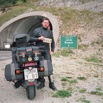 Col de Rousset (1254 m)  44° 50′ 26″ N, 5° 24′ 22″ O