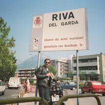 Riva del Garda (79 m)  45° 53′ 0″ N, 10° 51′ 0″ O