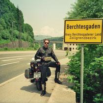 Berchtesgaden (572 m)  47° 38′ N, 13° 0′ O