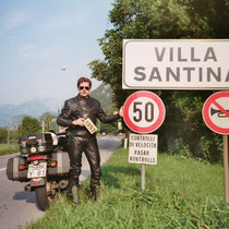 Villa Santina (363 m)  46° 25′ 0″ N, 12° 55′ 0″ O