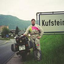 Kufstein (504 m) 47° 35′ 0″ N, 12° 10′ 0″ O
