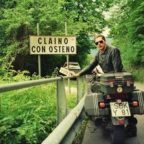 Claino con Osteno (362 m)  46° 0′ 0″ N, 9° 5′ 0″ O