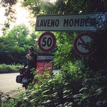 Laveno-Mombello (220 m)  45° 54′ 0″ N, 8° 37′ 0″ O