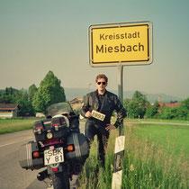 Miesbach (697 m) 47° 47′ N, 11° 50′ O