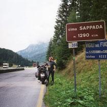 """Cima Sappada (1.290 m)  46° 34' 10.8012"""" N, 12° 43' 16.2552"""" O"""