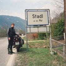 Stadl an der Mur (914 m) 47° 5′ 14″ N, 13° 58′ 47″ O