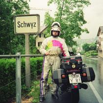 Schwyz (516 m) 47° 1′ 14″ N, 8° 39′ 30″ O