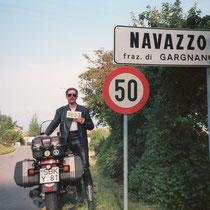 """Navazzo (499 m)  45° 41' 5.5176"""" N, 10° 38' 2.9292"""" O"""