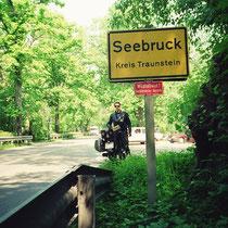 Seebruck (526 m)  47° 56′ 5″ N, 12° 28′ 40″ O