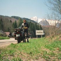 Hieflau (503 m) 47° 36′ 0″ N, 14° 45′ 0″ O
