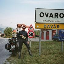 Ovaro (530 m)  46° 29′ 0″ N, 12° 52′ 0″ O