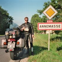 Annemasse (435 m)  46° 12′ N, 6° 14′ O