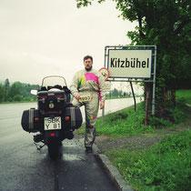 Kitzbühel (762 m)  47° 26′ 47″ N, 12° 23′ 31″ O