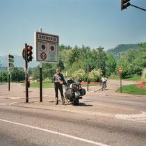 Grenoble (217 m)  45° 11′ N, 5° 44′ O