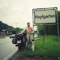 Hopfgarten (622 m)  47° 27′ 0″ N, 12° 10′ 0″ O