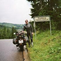 Riedbergpass (1420 m) 47° 26′ 13″ N, 10° 10′ 38″ O