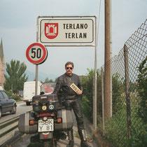 Terlan (italienisch: Terlano) (248 m)  46° 32′ N, 11° 15′ O