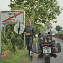 "Wangen (italienisch Vanga) (1.069 m)  46° 33' 42.6096"" N, 11° 23' 1.7952"" O"