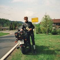 Mittenwald (923 m)  47° 27′ N, 11° 16′ O