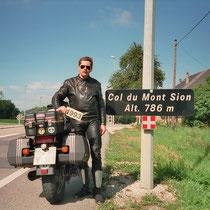 "Col du Mont Sion (786 m)  46° 4' 28.2396"" N, 6° 5' 14.2224"" O"