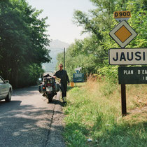 Jausiers (1231 m)  44° 25′ N, 6° 44′ O