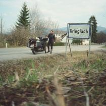 Krieglach (612 m)  47° 32′ 44″ N, 15° 33′ 34″ O