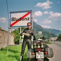 Bludenz (587 m)  47° 9′ 12″ N, 9° 49′ 19″ O