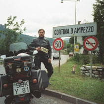 Cortina d'Ampezzo (1.211 m)  46° 32′ 0″ N, 12° 8′ 0″ O