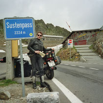 Sustenpass (2224 m)  46° 43′ 48″ N, 8° 26′ 56″ O