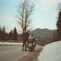 Klostertaler Gscheid Sattel (764 m) 47° 48′ 36″ N, 15° 48′ 1″ O