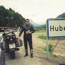 """Huben (813 m)  46° 55.908120"""" N 12° 34.818360"""" O"""