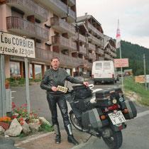 "Col du Corbier (1238 m)  46° 17' 1.608"" N, 6° 38' 40.9272"" O"