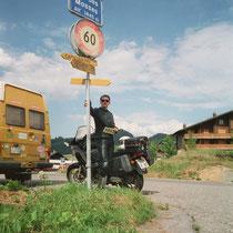 Col des Mosses (1.445 m)  46° 23′ 44″ N, 7° 6′ 8″ O